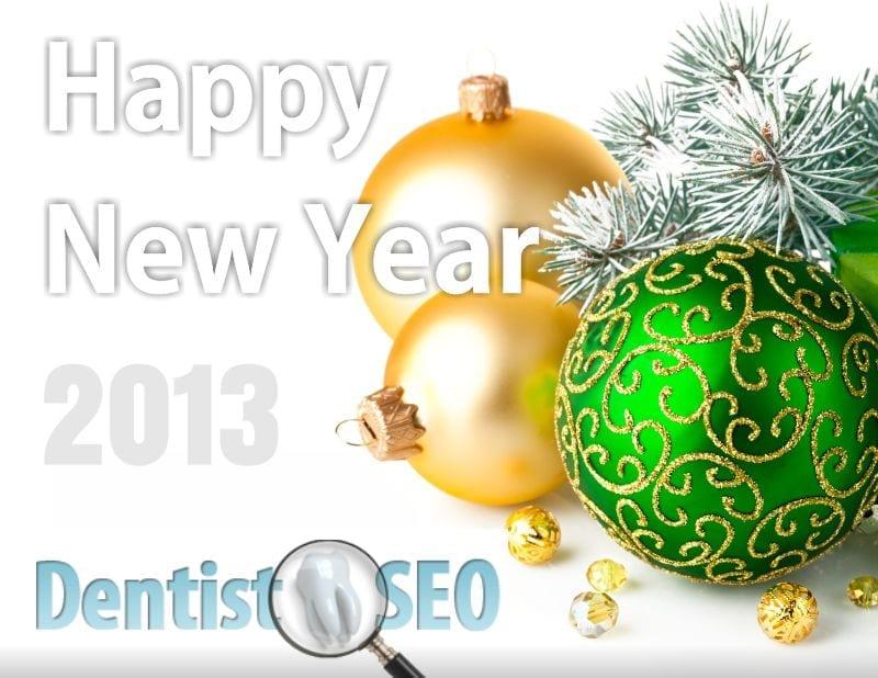 Happy New Year from Dental SEO