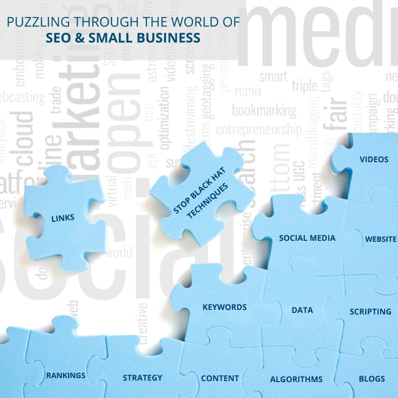 Puzzling Through The World Of SEO & Small Business