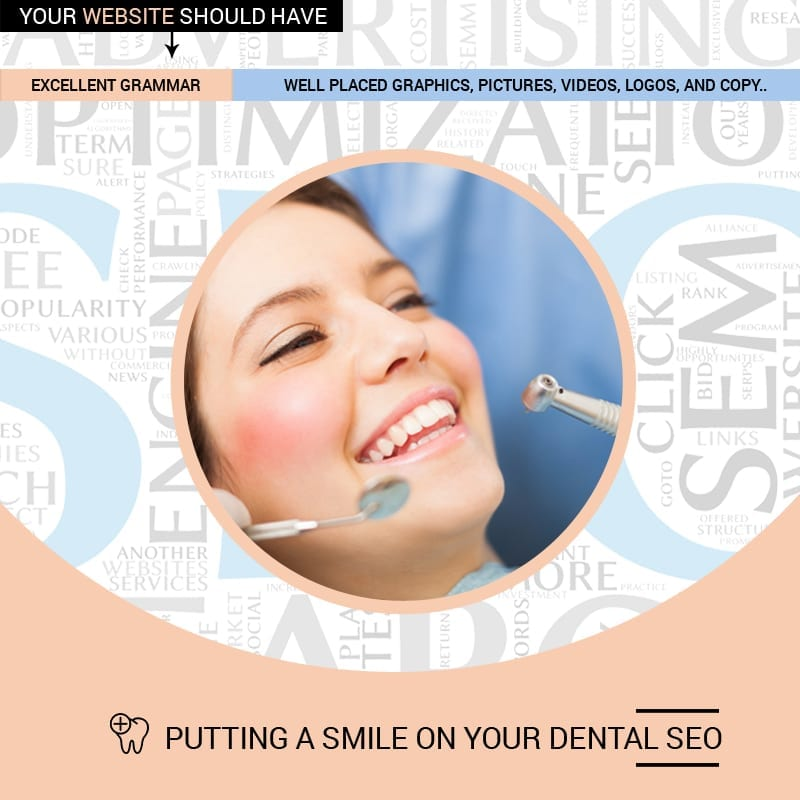 Putting A Smile On Your Dental SEO