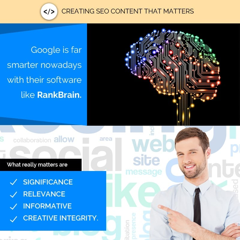 Creating SEO Content That Matters