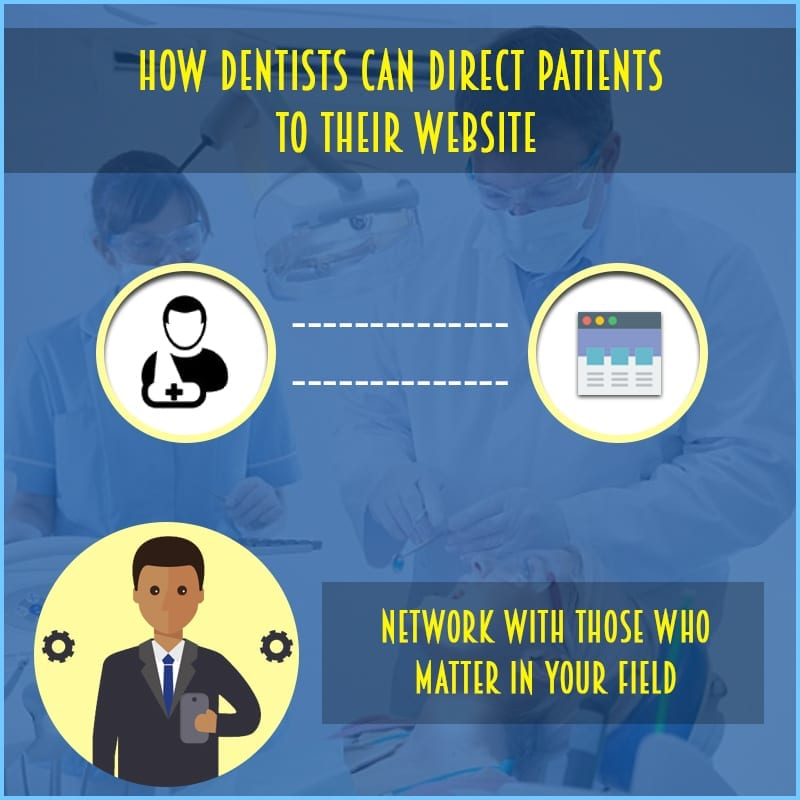 How Dentists Can Direct Patients to Their Website