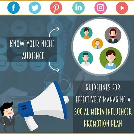 Guidelines for Effectively Managing a Social Media Influencer Promotion Plan