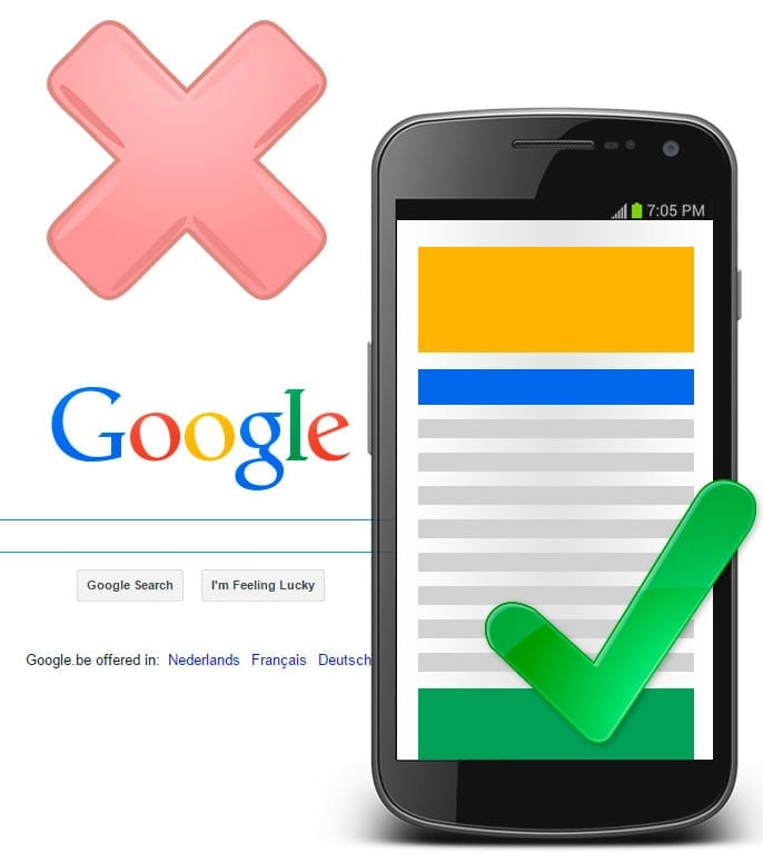 Google Going Mobile Friendly