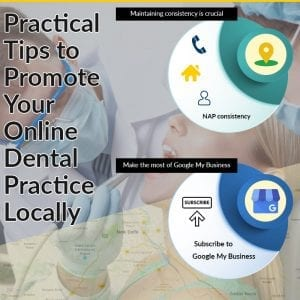 Online Marketing for Dentists and Online Dental Practice Locally