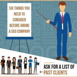 Six Things You Need To Consider Before Hiring A SEO Company