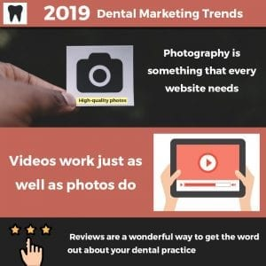 2019 Dental Marketing Trends