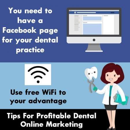 Tips for Profitable Dental Online Marketing
