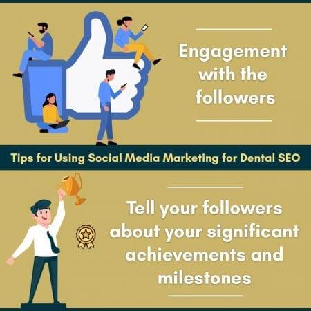 Tips for Using Social Media Marketing for Dental SEO