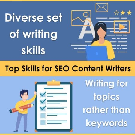 Top Skills For SEO Content Writers