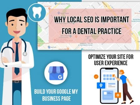 Why Local SEO is Important for a Dental Practice