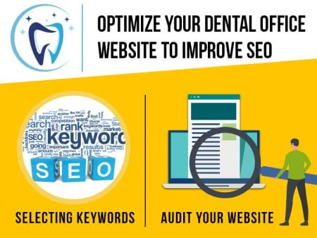 Optimize Your Dental Office Website To Improve SEO