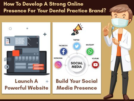 How To Develop A Strong Online Presence For Your Dental Practice Brand?